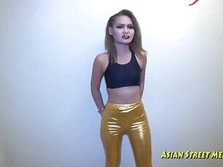 Asian hair styles raseya Asian hot crimped hair slut gets fucked