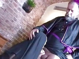 Fuck priest Nun gets fucked by horny old priest
