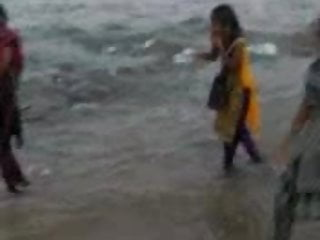 Lesbia latinas get fucked Lesbias enjoying at beach