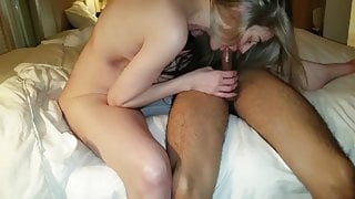Hubby films them in marital bed