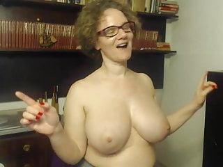 Big boob classics - Classic huge boobs french granny