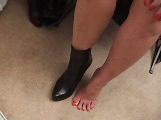 Large zip file index of porn Zipping my boots