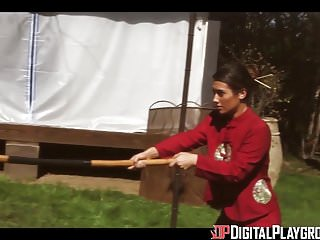 Mother fuckin bill gates ass hole Digitalplayground - kill bill a xxx parody scene3