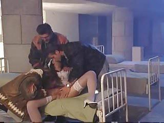 Elms lesbian scenes s Pornoluver,s horny nurse fmmm dp scene