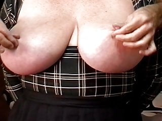 Big juggs porn videos Lady with big juggs bound and gagged by her master for fun