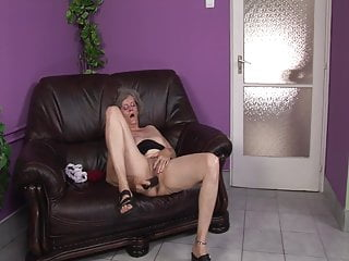 Grandma showing cunt Grandmas old cunt is horny