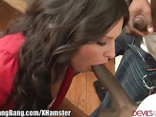 Danica dillan black cock Danica dillon dpd and gangbanged by 3 bbcs