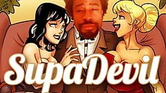 SupaDevil Sissification Hypnosis Comic