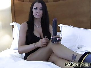 Watch sissy boys suck cock Suck this big cock for me sissy boy