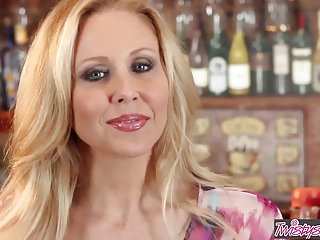 Asian bar maid abuse humiliated porn Twistys - julia ann starring at the perfect bar maid