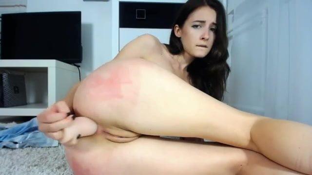 cam girl anal masturbation