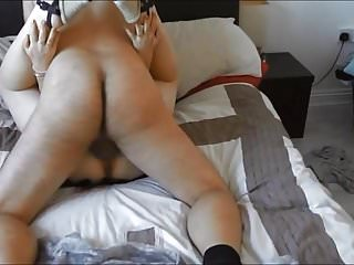 Black cum wedding ring - Wifes wedding ring creampie