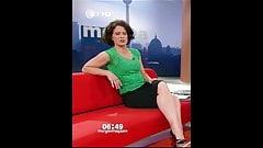 Anja Heydes geile Beine, Arme, Tittchen, Schuhe