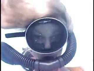 Vintage scuba divers - Vintage scuba blowjob 1 of 2