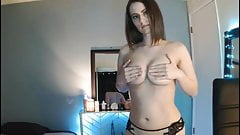 cum in mouth Elisha Mae Quick Tits and Ass Flash round ass