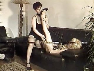 Women have cocks - Two women have lesbian fun on the couch