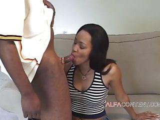 Black shemales with 18 inch dicks Ebony babe enjoying every inch of black dick