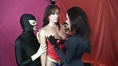 Superheroines Humiliation