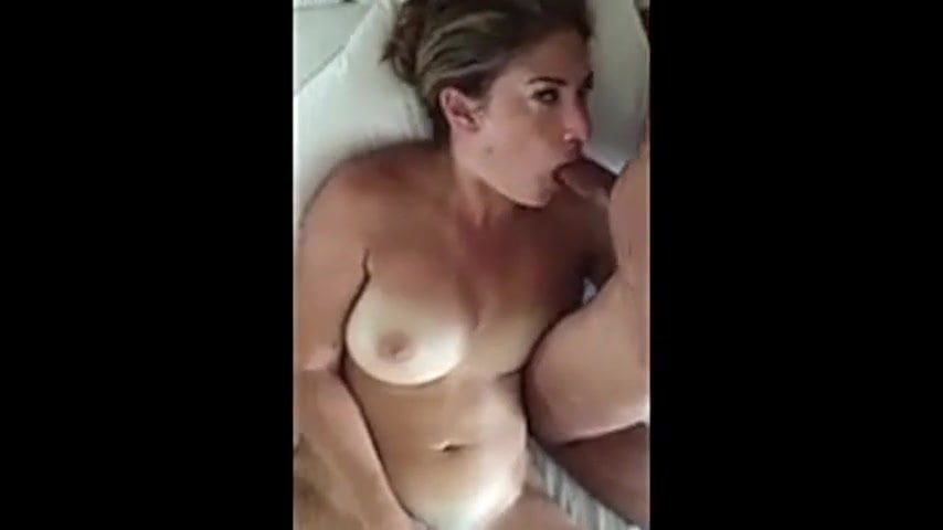 Real Amateur Wife Blowjob