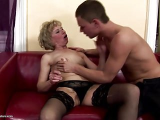 Moms and son fucking Pissing and fucking in all holes between moms and sons