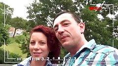 Privates Sextape mit neuer jungen Freundin
