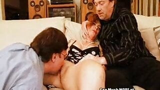 Cleanup cuckold hubby