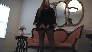 Mistress Belle teasing