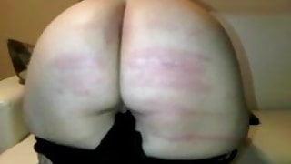 Big bottom caning