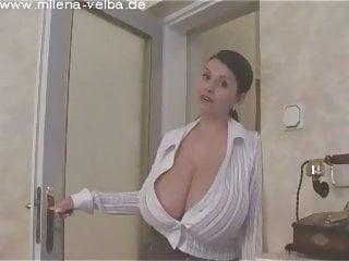 Milena velba boobs bondage Milena so much milk