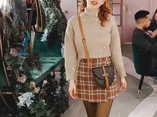 Beckii teen Beckii cruel short skirt