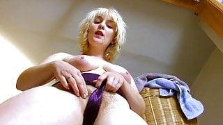 Teddy Snowflower Shows Off Her New Panties