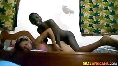 BLACK AMATEUR TEEN COUPLE LEAKED HOMEMADE