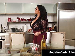 Sexy gemma atkinson Latina queen angelina castro roberta gemma fuck a cock