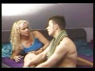 Amuy dumas naked - Bea dumas gets no help from her son by csp
