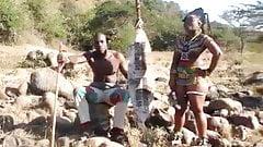 Dirtydognam- Zulu woman