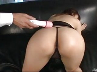 Husbands looking at porn sites Riona looks sexy in black and her husband bends her over to