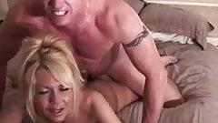 Hot blonde milf hardcore