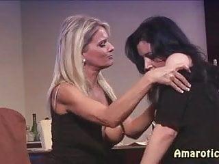 Anal lesbians 3 blondes Hot lesbians 3