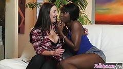 Twistys - Milk Chocolate - Ana Foxxx,Angela White