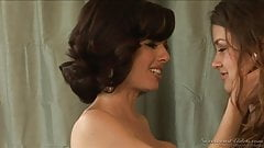 Allie Haze & Veronica Avluv Scene