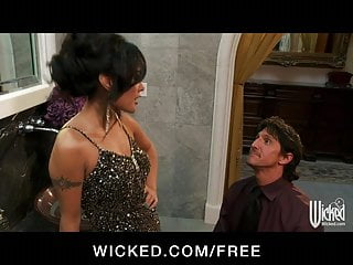 Kaylani lei nude videos Wicked - hot horny asian wife kaylani lei loves sex