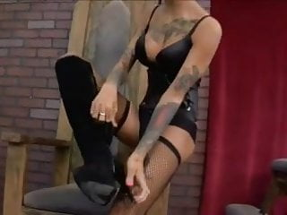 Fem fuckers - Joi - tattooed fem dom mistress