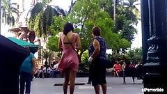 Upskirt flaca (autor: elpervertido)