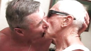 Best Grandpa Threesome Ever