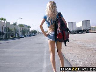 Shemale hardest Brazzers - big tits at work - daddys hardest worker scene st