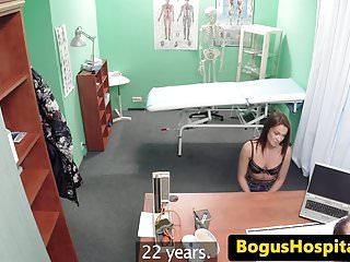 Eatting pussy during your period Doctor eats euro amateurs pussy during exam