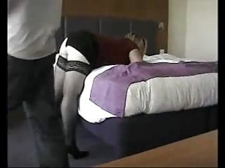 Totally mature woman Fuck by a total stranger in a hotel room