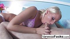 Vanessa Has Some Sexy Dreams
