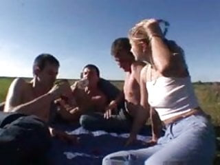 Ero ru sex - Ru - blonde russian assfucked by three guys
