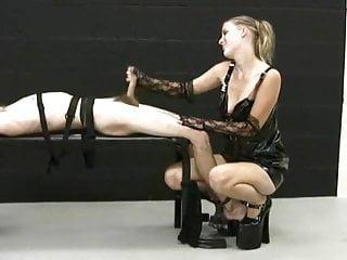 Cock draining sperm Cock draining training